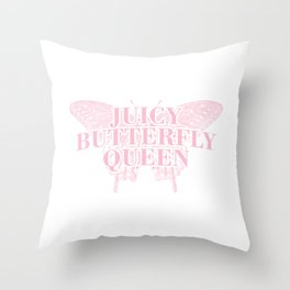 Insect Butterfly Insect Queen Gift Throw Pillow