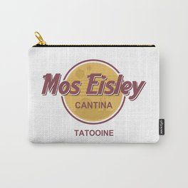 Star - Mos Eisley Cantina Tatooine - Wars Carry-All Pouch