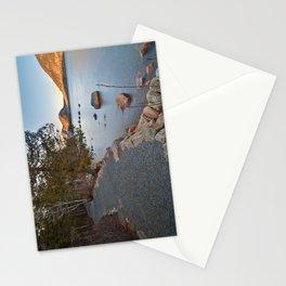 Jordan Pond Trail Stationery Cards