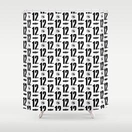 KLF - Record Sleeve Print Shower Curtain