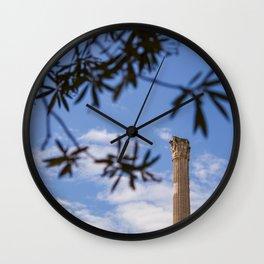 Caecilia Trebulla Wall Clock
