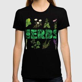 Fresh Cut Leaves Herbs Herbalist T-shirt
