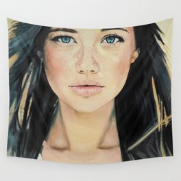 Amber Wall Tapestry