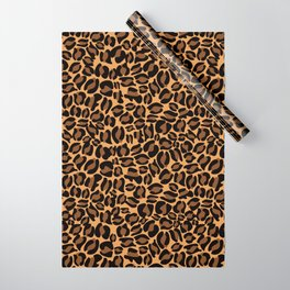 Leopard Print | Cheetah texture pattern Wrapping Paper