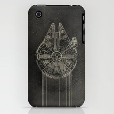 Millennium Falcon iPhone (3g, 3gs) Slim Case
