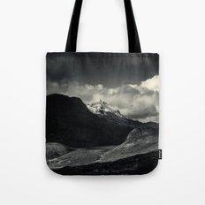 Sgùrr nan Gillean and Loch na Creitheach from Camasunary, Isle of Skye Tote Bag