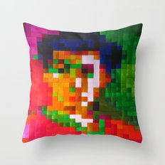Fauvism Throw Pillow