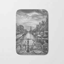 Typical Amsterdam   Monochrome Bath Mat