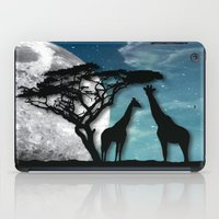african iPad Cases featuring African Nights by Bakmann Art