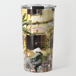The Yellow House, Hoi An, Vietnam. Travel Mug