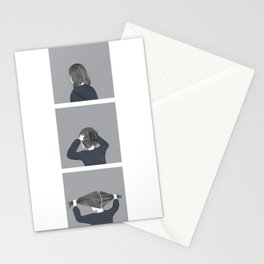this is torturous Stationery Cards