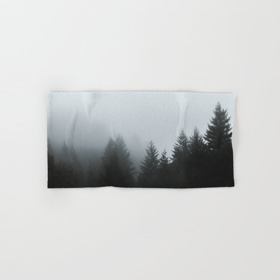Dark forest mood Hand & Bath Towel