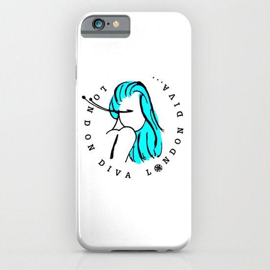 London Diva iPhone & iPod Case