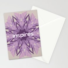 Inspires Stationery Cards