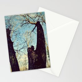 Winter Walking Stationery Cards