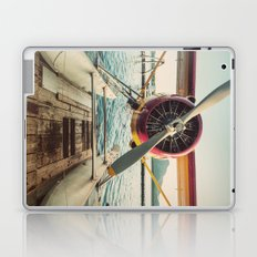 Seaplane Dock Laptop & iPad Skin