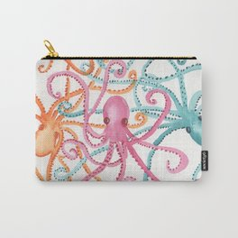 octopodes family Carry-All Pouch