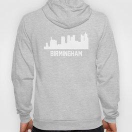 Birmingham Alabama Skyline Cityscape Hoody