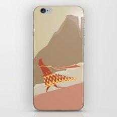 Travelling iPhone & iPod Skin