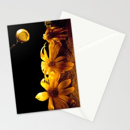 A Floral Pastime  Stationery Cards