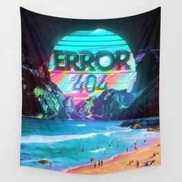 Error 404 Wall Tapestry