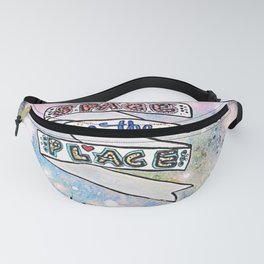 Space Is The Place Fanny Pack