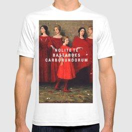the bastards T-shirt
