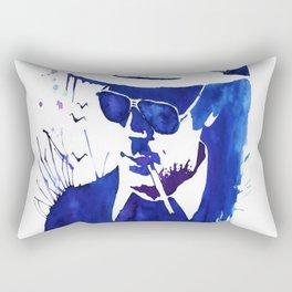 Hunter Thompson Rectangular Pillow