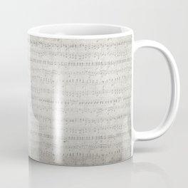 "MUSIC by collection ""Music"" Coffee Mug"