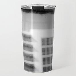 glass houses Travel Mug