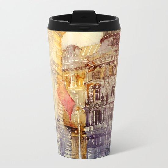 Wien Metal Travel Mug
