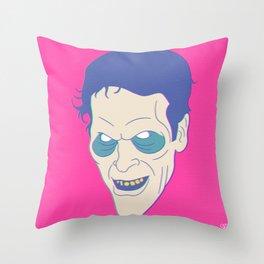 Evil Ash Throw Pillow