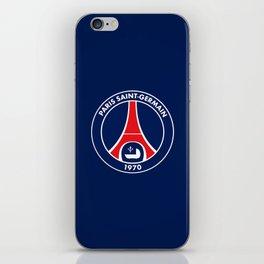 Paris Saint-Germain iPhone Skin