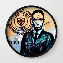 Vera Bennett Wall Clock