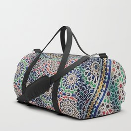 Tile Fountain Duffle Bag