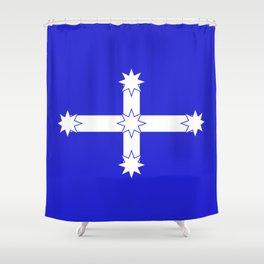 Australian Eureka Flag Shower Curtain