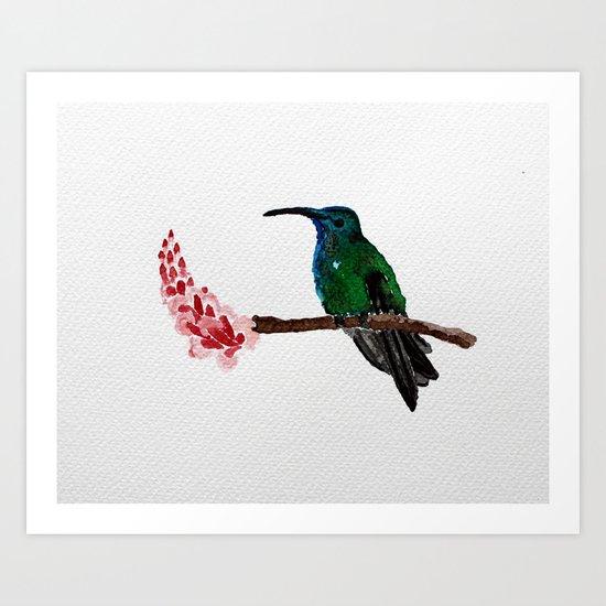 Messenger 009 Art Print