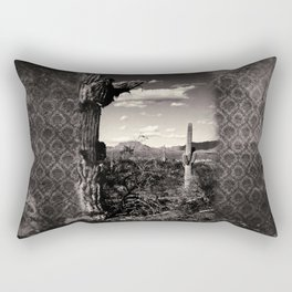Wild Wild West Rectangular Pillow