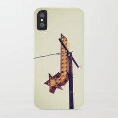 SHOOTING STAR iPhone X Slim Case