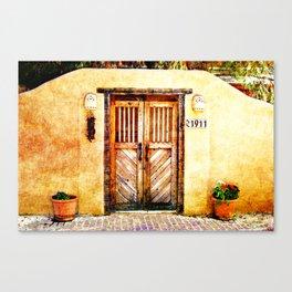 Romance of New Mexico Canvas Print