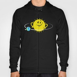 The Whole World Revolves Around Me Hoody