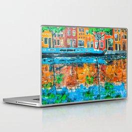 Reflections of Amsterdam Laptop & iPad Skin