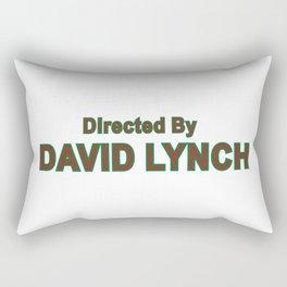 david lynch Rectangular Pillow