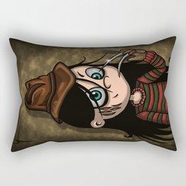 Pandora on Elm Street Rectangular Pillow