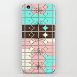 desert modernism iPhone Skin
