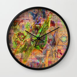 Appropriate, Caustic Wall Clock