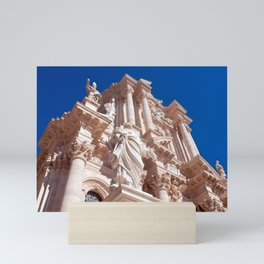 Cathedral of Siracusa - Sicily Mini Art Print