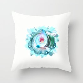 Count to 3 Throw Pillow