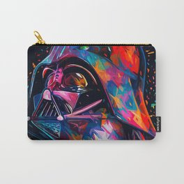 Darth Vader 'Father' Abstract Star.Wars digital Painting Carry-All Pouch