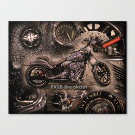 FXSB Breakout  Canvas Print